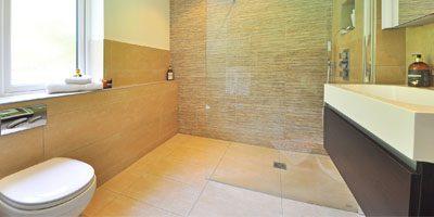 Bathroom at Yeronga