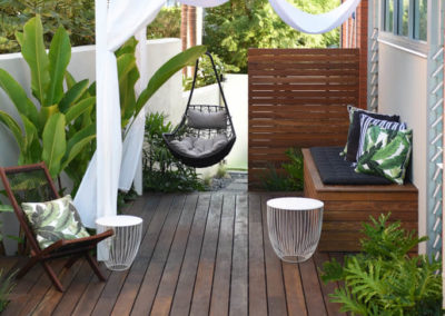 Outdoor Entertaining Area – Sunset Place, Carindale