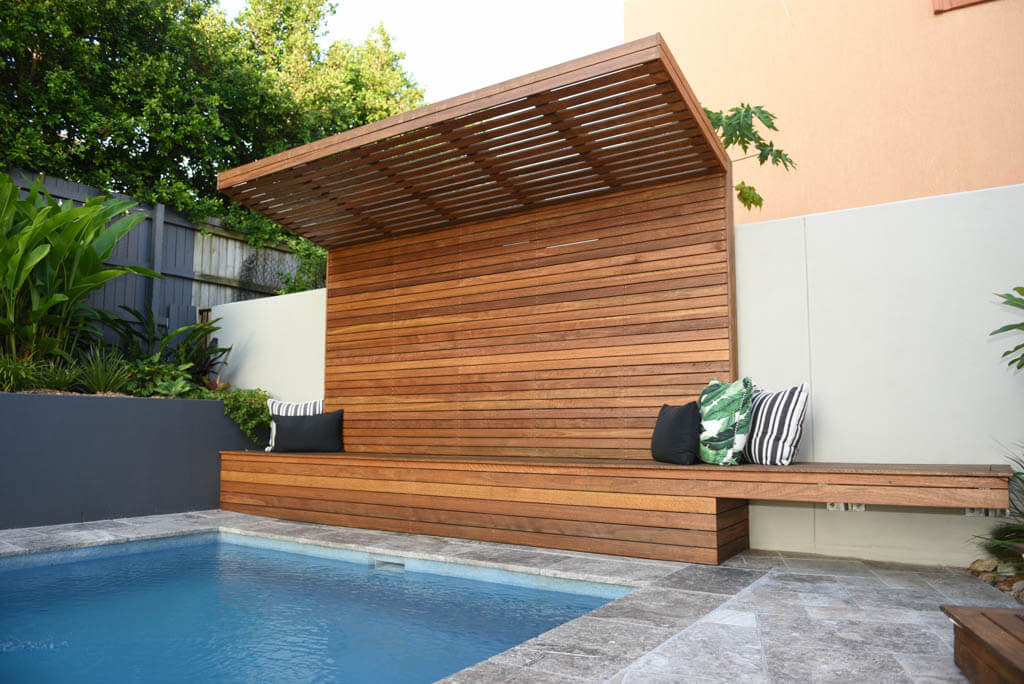 Outdoor Area Yeronga Built By m.ewaldBUILDING